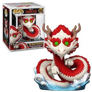 Funko Pop Shang Chi y la Leyenda de los diez anillos 850 The Great Protector