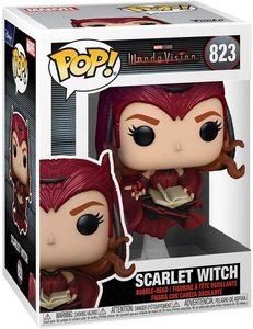 Funko Pop Wandavision La Bruja Escarlata Scarlet Witch