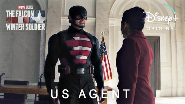 John Walker se Convierte en US Agent