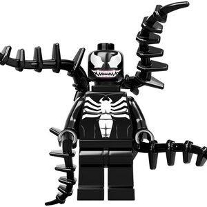 Lego Venom Figura de Venom