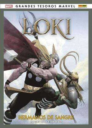 Libro Grandes Tesoros Marvel. Loki, hermanos de sangre