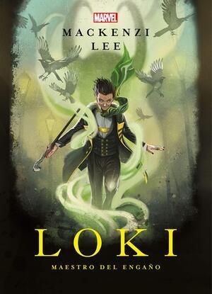 Libro Marvel Loki, maestro del engaño