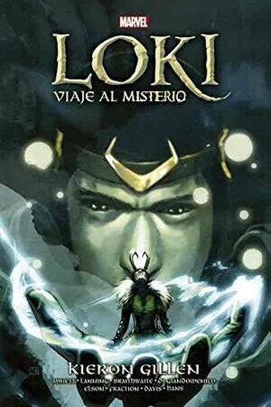 Libro Marvel Loki, viaje al misterio