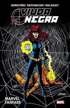 Libro Viuda Negra. Marvel Fanfare. 5 noviembre 2020