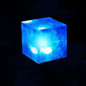 La Gran Tienda de Loki La Serie Luz Lampara nocturna Teseracto de Loki