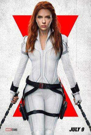 Pelicula Black Widow Poster 2