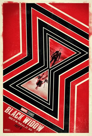 Pelicula Black Widow Poster 3