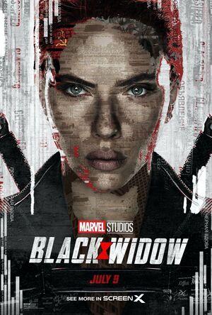 Pelicula Black Widow Poster 5