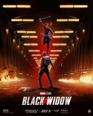 Pelicula Black Widow Poster 9