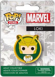 La Gran Tienda de Loki La Serie Llavero Oficial de la serie Pin POP! PINS Marvel Loki