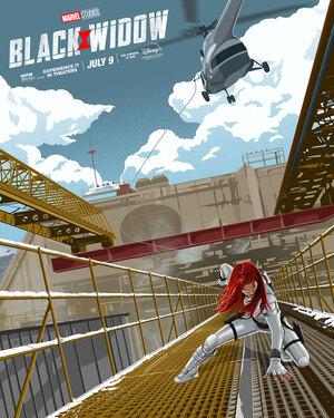 Poster Black Widow 10