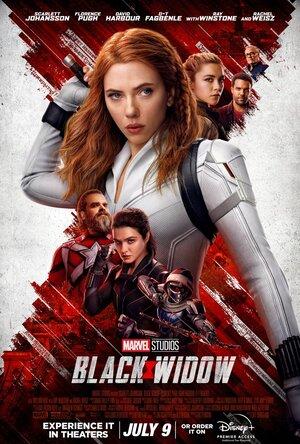 Poster de Black Widow 11