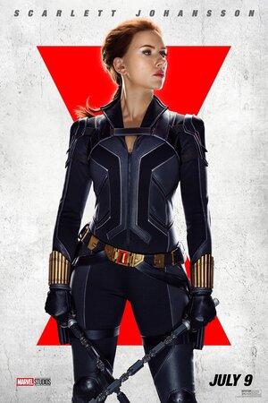 Poster de Personaje Scarlet Johansson