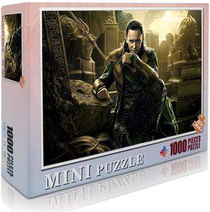 La Gran Tienda de Loki La Serie Puzzle de Loki Tom Hiddleston