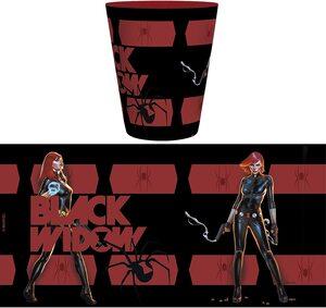 S3 Taza Viuda Negra Black Widow