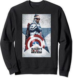 Sudadera Falcon y el Soldado de Invierno Poster Sam Wilson Capitán América