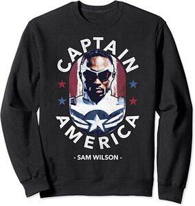 Sudadera Falcon y el Soldado de Invierno Sam Wilson Capitan America Estrellas