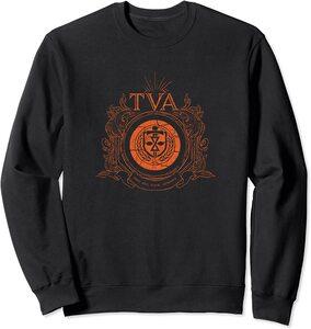 Sudadera Marvel Loki TVA Logo
