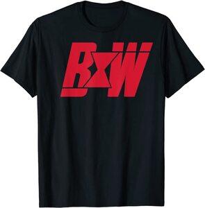 Camiseta Black Widow Logotipo Iniciales