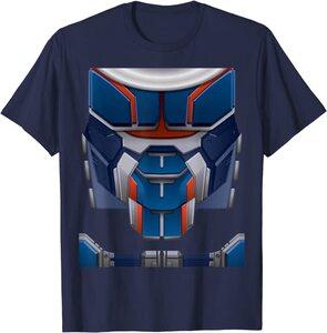 Camiseta Black Widow Traje Disfraz Taskmaster