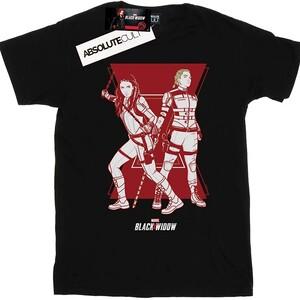 Camiseta Black Widow Viuda Negra y Yelena