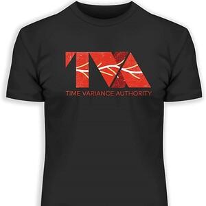 Camiseta Loki AVT Agencia de Variación del Tiempo