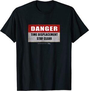 Camiseta Loki AVT Peligro, Desplazamiento Temporal