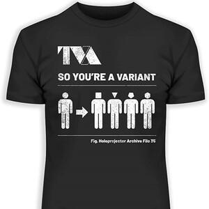 Camiseta Loki AVT Eres un Variante