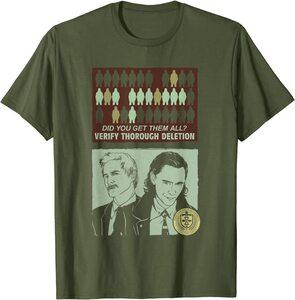 Camiseta Loki AVT Mobius y Loki