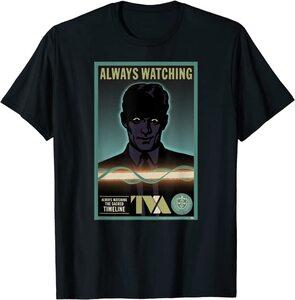 Camiseta Loki AVT Siempre Vigilante
