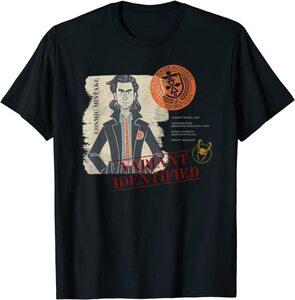 Camiseta Loki Archivo de la AVT Variante de Loki Dibujo