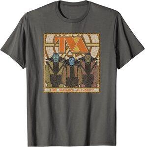 Camiseta Loki Guardianes del Tiempo Mosaico