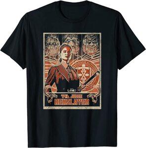 Camiseta Loki Jueza Renslayer