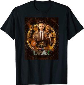 Camiseta Loki Poster Serie