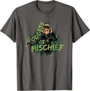 Camiseta Loki Sylvie Diosa de las Travesuras
