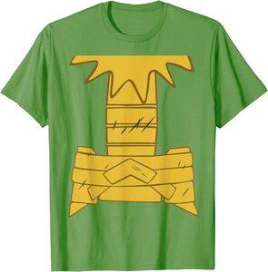 Camiseta Loki Variante Clasico Disfraz