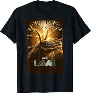 Camiseta Loki Variante Cocodrilo Poster