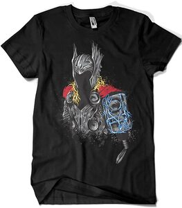 Camiseta Thor The Power of Thunder tee (La Colmena)