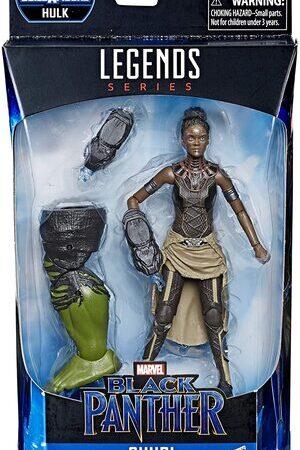 Figura Marvel Legends Black Panther Shuri