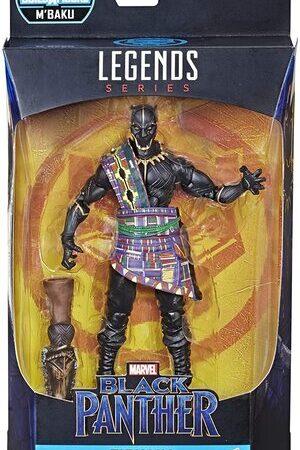 Figura Marvel Legends Black Panther T'Chaka