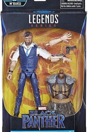 Figura Marvel Legends Black Panther Ulysses Klaue