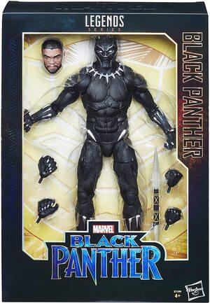 Figura Marvel Legends Black Panther