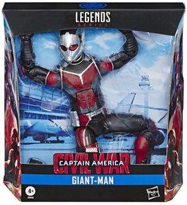 Figura Marvel Legends Civil War Ant-Man Giant-Man
