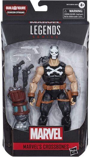 Figura Marvel Legends Crossbones