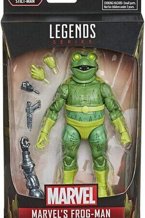 Figura Marvel Legends Frog Man