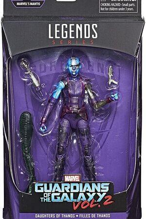 Figura Marvel Legends Guardianes de la Galaxia Nebula