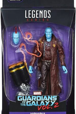Figura Marvel Legends Guardianes de la Galaxia Yondu