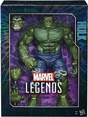 Figura Marvel Legends Hulk Clasico
