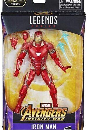 Figura Marvel Legends Infinity War Ironman