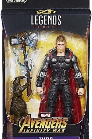 Figura Marvel Legends Infinity War Thor (Cull Obsidian)